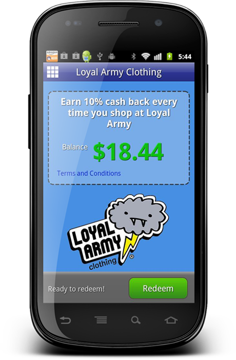 Digital Receipts for Android